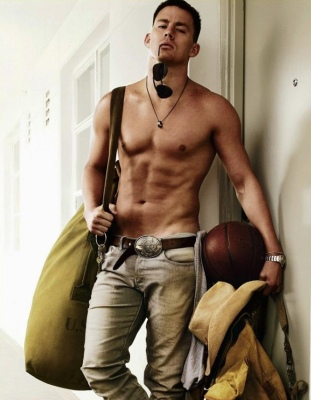 Not my husband. But, I wouldn't object if he begged to be my husband #2.
