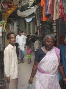 Alleyways of Varanasi