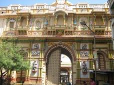 The amazing Swamanarayam temple