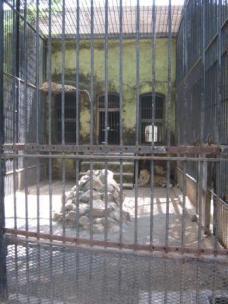Depressing Junegardh zoo