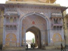 Gateway to the City Palace