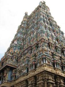 Dravidian carvings