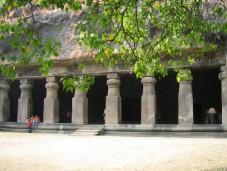 Caves at Elephanta Island